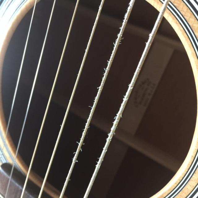 cordes de guitare elixir